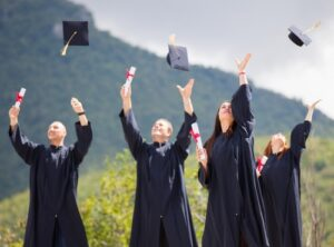 The Myth of Graduation – We Never Stop Learning