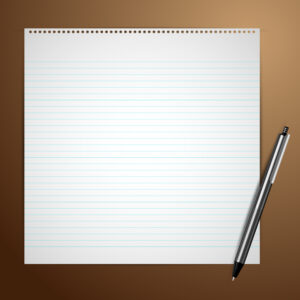 What is the secret to writing?